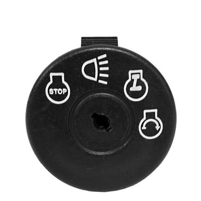 33-376 Ignition Switch Replaces John Deere GY20074, MTD 725-1741, 925-1741 Murray 94762
