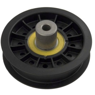 34-100 Flat Idler Pulley Replaces John Deere AM134501