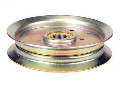 34-103 Flat Idler Pulley Replaces John Deere AM135526