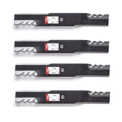 Free Ship 4PK 592-615 Gator Blades $44.95 For John Deere AM137327, AM137328