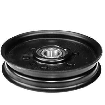 12427 Rotary Flat Idler Pulley 11/16In. X 4In.