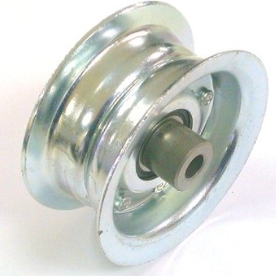 8005 Flat Idler Pulley Replaces John Deere AM106564