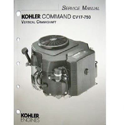 TP-2450-C Kohler Engine Service Manual CV17 to CV25