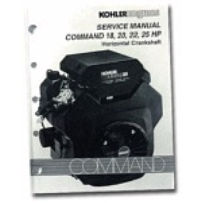 24 690 06 Kohler Engine Service Manual CH18 to CH25 Reolaces TP-2428