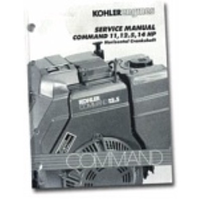 TP-2402 Kohler Engine Service Manual CH11 to CH14
