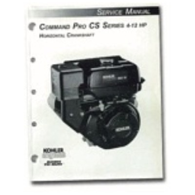 TP-2503 Kohler Engine Service Manual CS4 to CS12