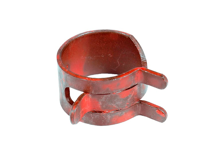 lawn mower fuel  clamp