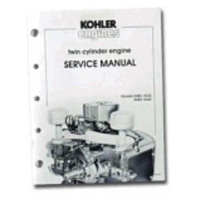 Ens 607 Kohler Engine Service Manual K482 To K662