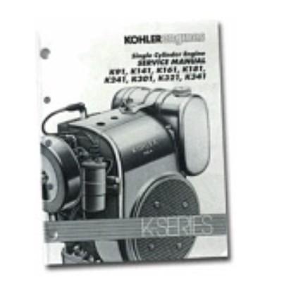 TP-2379 Kohler Engine Service Manual K91 to K341