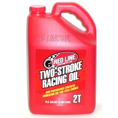 40605 Red Line SYNTHETIC 2-Stroke Racing Oil 1 Gallon, Free Ship on 2 Gal