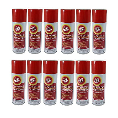 """FREE SHIPPING"" Case Of 12 AS11 Fluid Film Rust and Corrosion Protection"