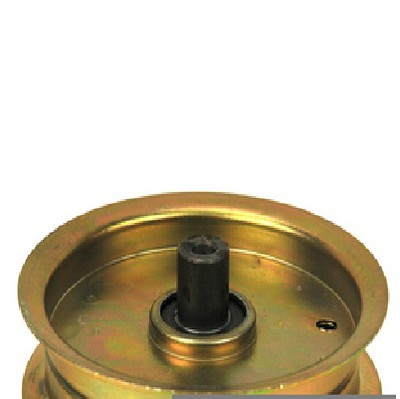 12613 FLAT IDLER PULLEY 3/8In. X 5-3/4In. Replaces MTD 756-3105