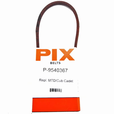 954-0367 PIX Belt Compatible With MTD 954-0367, 754-0367