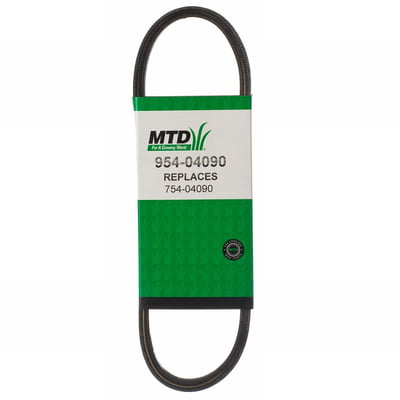 Free Shipping! 954-04090 MTD Belt Compatible With 754-04090