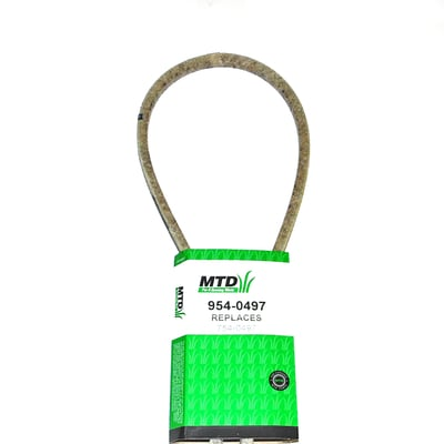 OEM 954-0497 MTD Belt Compatible With 754-0497