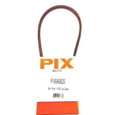 Free Shipping! Pix 954-0625 Kevlar Belt Compatible With OEM MTD 754-0625, 954-0625