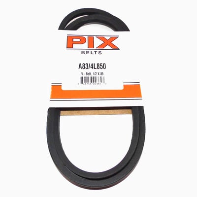 Free Shipping! A83 PIX Belt Compatible WIth MTD 954-0266, 954-0202, 954-0236
