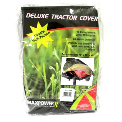 13094 Deluxe Riding Lawn Mower Cover