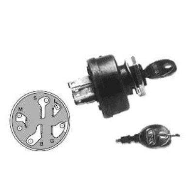 2922 IGNITION SWITCH FOR MURRAY REPLACES MURRAY 21064