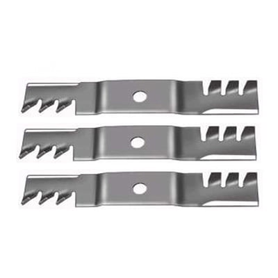 "$34.95 FREE SHIPPING (3PK) Copperhead Mulching Blades For 46"" Murray 92117E701"