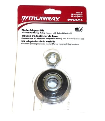 Murray Blade Apapter Kit 491926