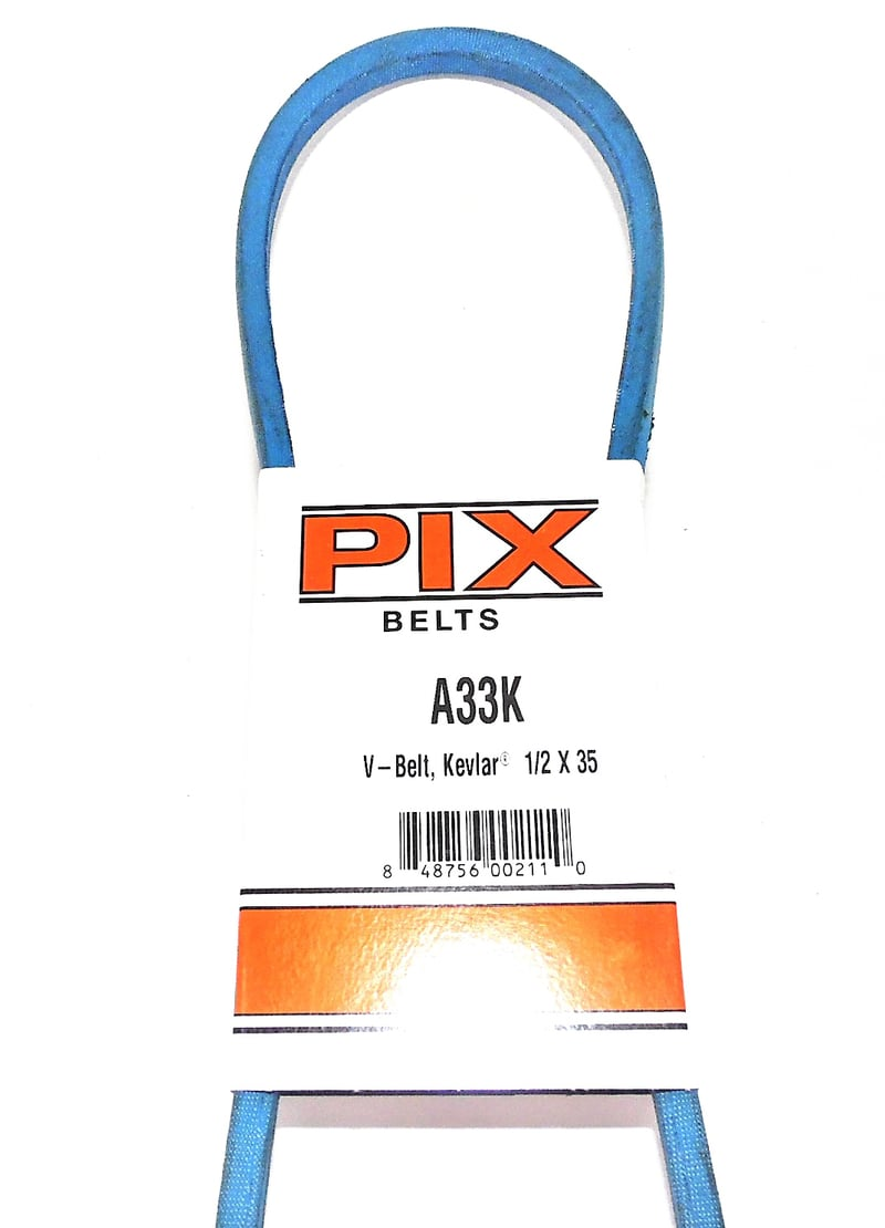MTD 954-0101A 954-0193 954-0235 Replacement Belt Made With Kevlar