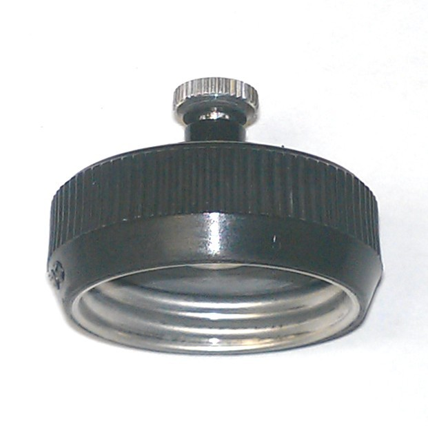 APPLY TO TECUMSEH ENGINE SCREW TOP VENTED FUEL GAS CAP FITS JIFFY ICE AUGER