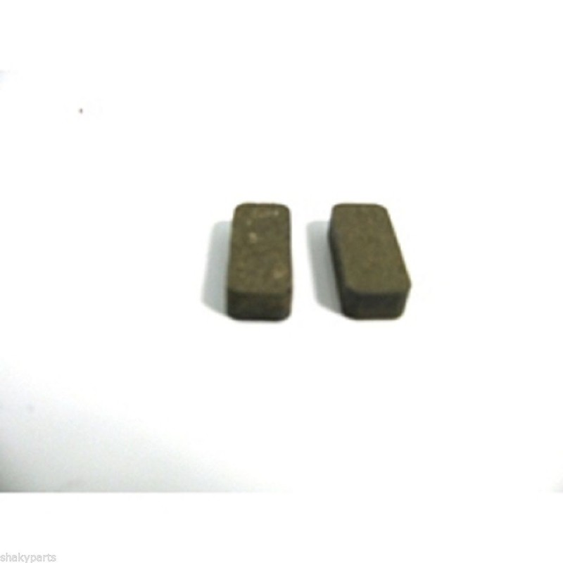 Best Brake Pads >> 7158 Tecumseh Peerless Transmission Brake Pad SET Replaces ...
