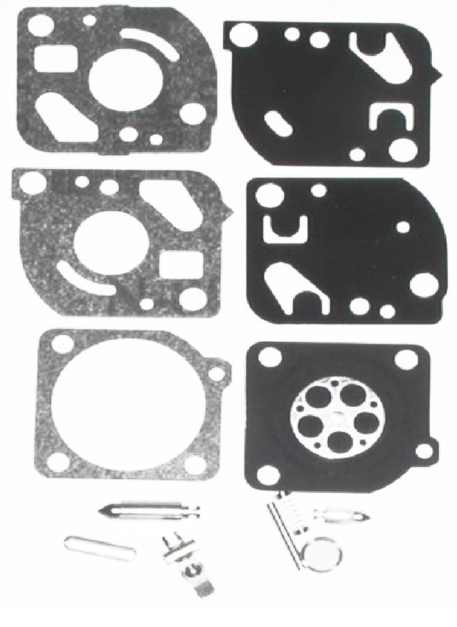 Zama 2 Pack Of Genuine OEM Replacement Carb Repair Kits # RB-122-2PK